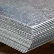 Оцинкованый лист (1м Х 2м) фото