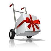 Доставка подарков сувениров и других товаров в любую точку Украины фото