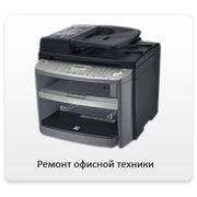 Ремонт МФУ Canon по гарантии фото
