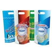 Изготовление пакетов для упаковки продуктов фото