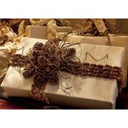 Оригинальная не стандартная упаковка подарков к новому году и других торжествам фото