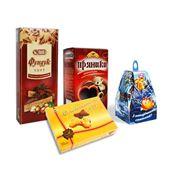 Изготовление бумажной и картонной упаковки товаров на заказ в Украине фото