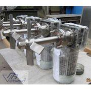 Изготовление мешалок с одинарным торцовым уплотнением для горизонтальных и вертикальных резервуаров. фото