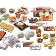 Продажа пищевой тары и упаковки. Упаковка для салатов полуфабрикатов и готовой еды. фото