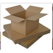 Поставки тары и упаковки из гофрокартона от производителя опт Киев Украина. фото