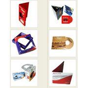 Упаковка картонная продукция картонная упаковка для пищевых и непищевых продуктов и материалов упаковка для CD DVD дисков и видеокассет. фото