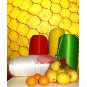 Сетка полиэтиленовая экструдированная различных видов от производителя для упаковки фото