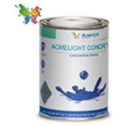Светящаяся краска для бетона и стен AcmeLight Concrete 1л зеленый фото