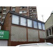 Фасад, отд. вход, н/ж, центр, 500 кв.м., без комиссии. фото