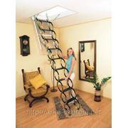 Чердачная лестница Oman Nozycowe NT фото