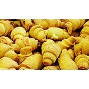 Упаковка печенья в порционную упаковку с логотипом заказчика фото