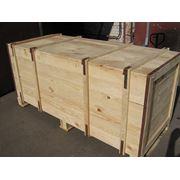 Упаковка грузов в деревяный каркас Киев фото
