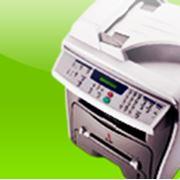 Сервисное обслуживание печатной и копировальной техники фото