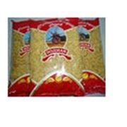 Фасовка и упаковка.Круп сахара макаронные изделия. фото