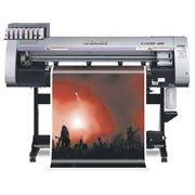Печать широкоформатная на виниле сетке бумаге самоклейке фото