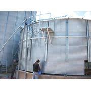 Привязка зерносушилки до действующего элеваторного оборудования фото