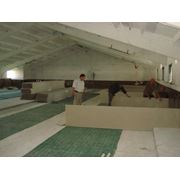 Сопровождение проекта во время строительных работ и монтажа оборудования фото