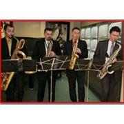 Квартет саксофонистов фото