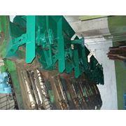 Изготовление и установка режуще-измельчающих апаратов на кукурузные жатки фото