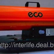Нагреватель дизельный переносной | пушка дизельная ECO OH 15 (прямой) фото