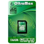 Карта памяти microSD 16 Gb+SD адаптер 4 класс 87224 фото