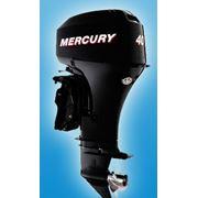 Лодочный мотор Mercury F 40 E EFI фото