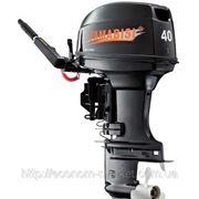 Двухтактный лодочный мотор Yamabisi T 40 BMS фото
