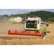 Услуги по уборке урожая комбайном Case 5088 2012г.в. фото