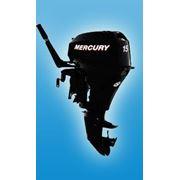 Лодочный мотор Mercury F 15 MH фото