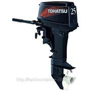 Лодочный мотор Tohatsu M25H S фото