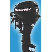 Лодочный мотор Mercury F 20 M фото