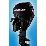 Лодочный мотор Mercury F 25 M EFI фото