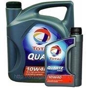 Total Quartz 7000 10W-40 5L фото