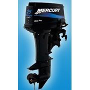 Лодочный мотор Mercury 25 ML SeaPro фото