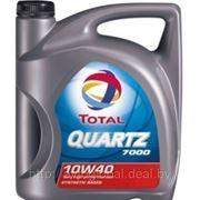 Total Quartz 7000 10W-40 20L фото
