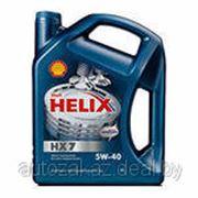 SHELL HELIX HX7/4 5w40 фото