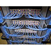 Предлагаем проектирование и монтаж структурированных кабельных систем фото