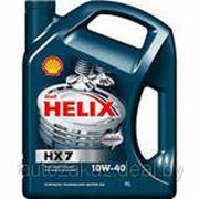 SHELL HELIX HX7/4 10w40 фото
