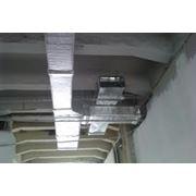Монтаж систем вентиляции теплиц, монтаж систем вентиляции, проектирование систем вентиляции, монтаж систем отопления и вентиляции фото