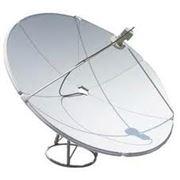 Поставка спутниковых телевизионных систем фото