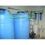 Расчет подбор и монтаж насосных станций (гидрофоров) для систем бытового водоснабжения и полива фото