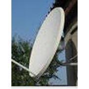 Установка спутниковых антенн Симферополь фото