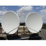 Высокое качество оборудования и услуг по установке спутниковых антенн фото