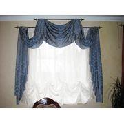 Подбор тканей для штор пошив штор фото
