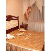Дизайн текстильный для дома. Шторы покрывала подушки скатерти фото