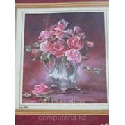 Набор для вышивания бисером Розы фото