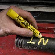 Быстросохнущий маркер Markal Fast Dry Painstik фото