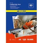 Пленка для ламинирования 80 мкм, А5, ВМ.7753 фото
