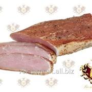 Полендвица Венская сырокопченая продукт из свинины фото