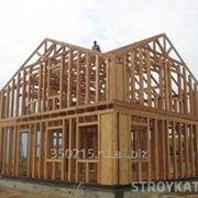 Монтаж деревянных конструкций зданий и сооружений фото